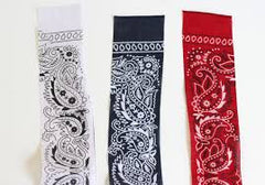 Red, White and Blue Bandanas - AirJamz