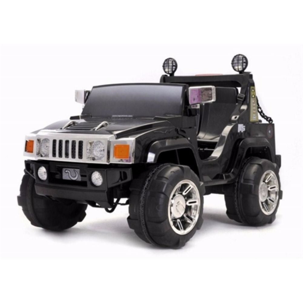 hummer twin seat 12v ride on car with remote control just kids cars 1