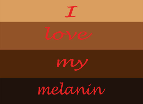 I Heart My Melanin