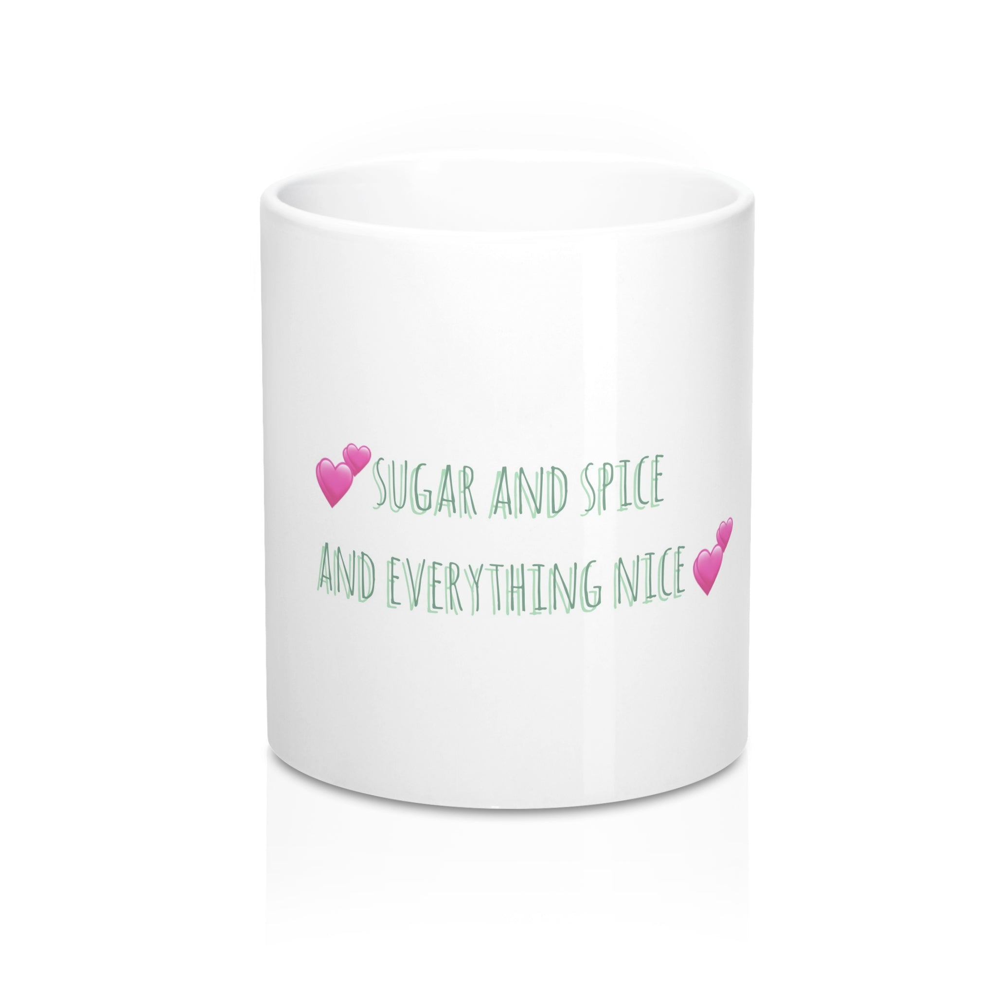 Sugar and Spice Mug