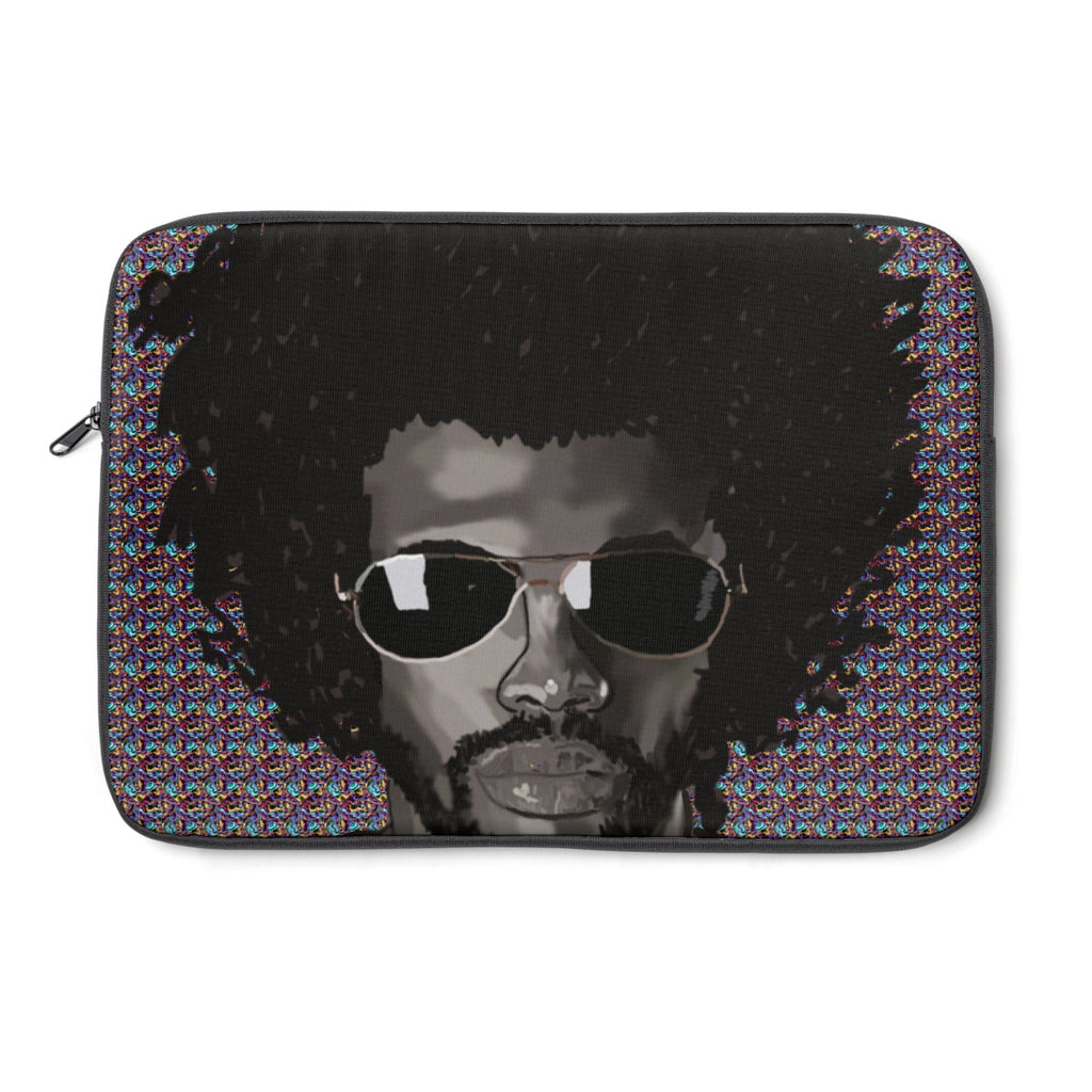 Psychedelic Brother Laptop Sleeve