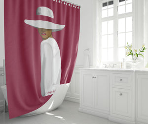 Divalicious Shower Curtain