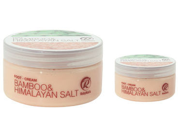 Foot Cream - Bamboo & Himalayan Salt