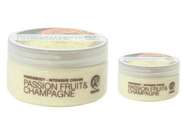 Hand and Body Cream - Passion Fruit & Champagne