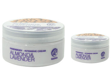 Hand and Body Cream - Almond & Lavender