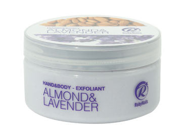 Hand and Body Exfoliant - Almond & Lavender