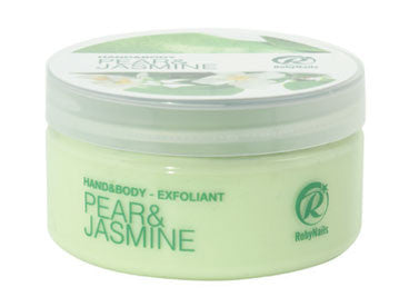 Hand and Body Exfoliant - Pear & Jasmine