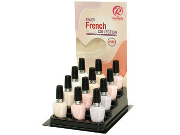 Nail Dress French Collection Display