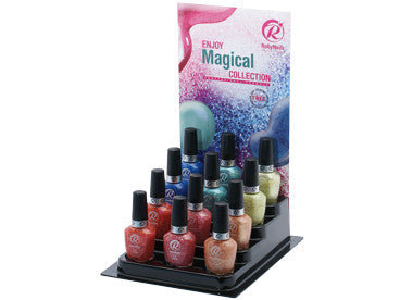Nail Dress Magical Collection Display