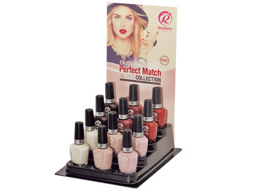 Nail Dress Perfect Match Collection Display