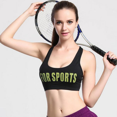 Goddess Mid Sports Bra - Women