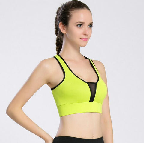 Beautiful Candy Colors Sports Bra - Women