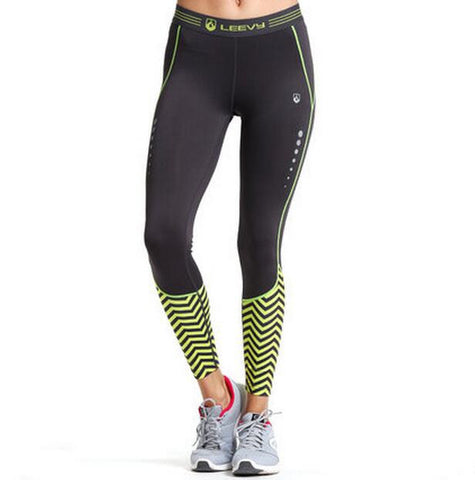 Breathable Lightweight Sports Leggings SI05 - Women's