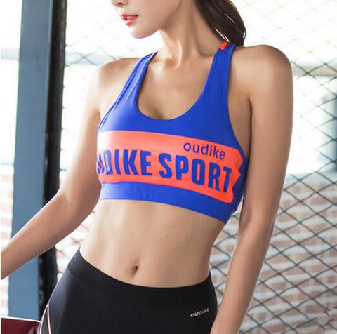 Modern High Performance Sports Bra - Women's