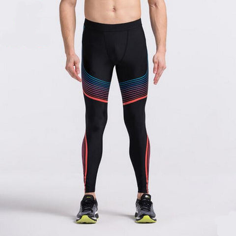 VAOR Active Tech Running Compression Tights - Men's