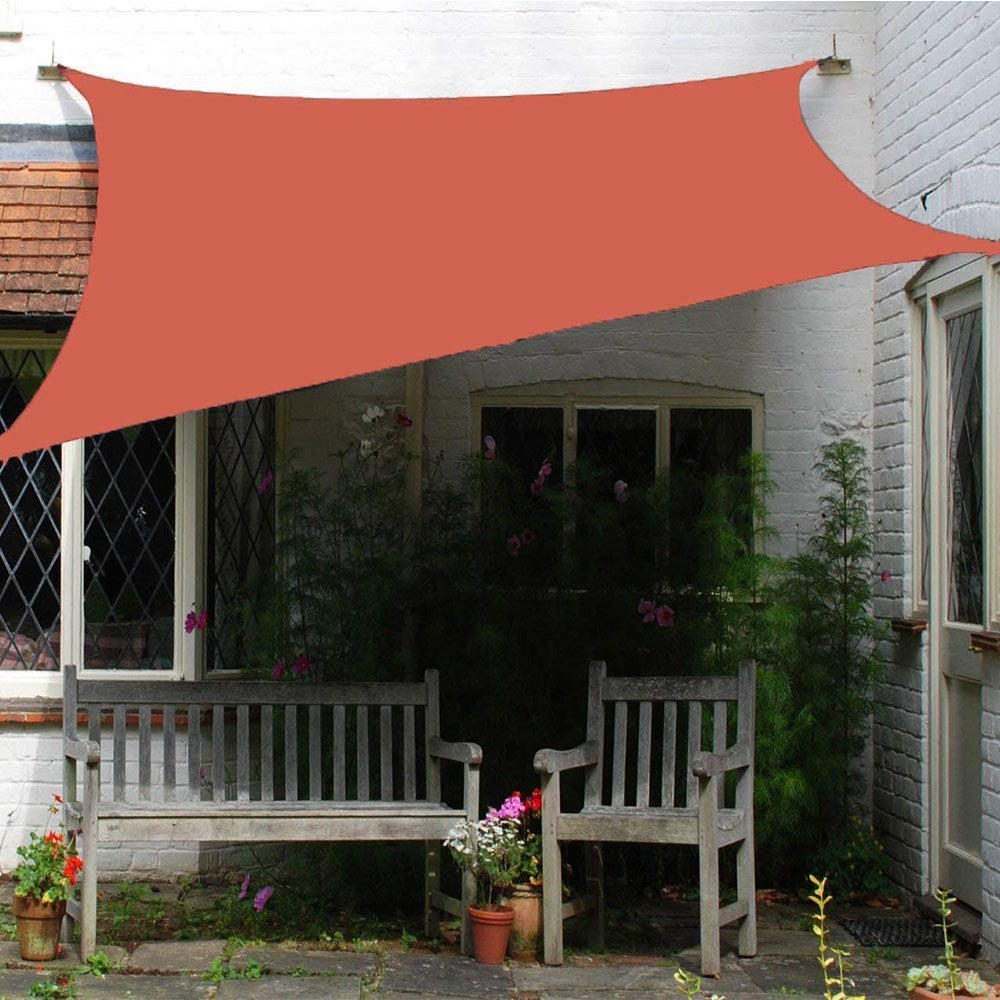 4caab7d916c4 Shade&Beyond 12' x 12' Rust Red Color Square Sun Shade Sail for Patio –  shadeandbeyond.