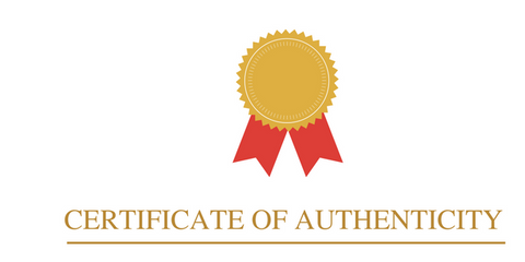 Certificate Of Authenticity – Rug Gallery