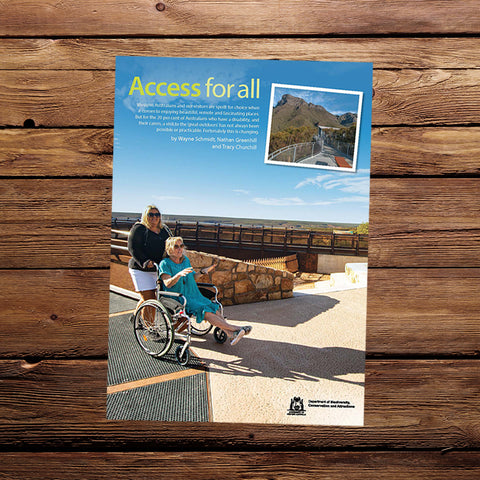 Access for All booklet