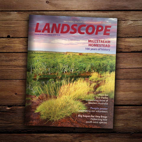 LANDSCOPE Vol 34/No 4 Winter 2019