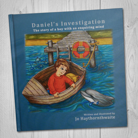 Daniel's Investigation: The story of a boy with an enquiring mind