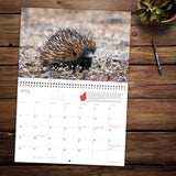 Western Australia 2020 Calendar - April spread