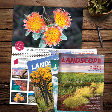 LANDSCOPE Subscription package