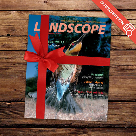 LANDSCOPE Gift Subscription