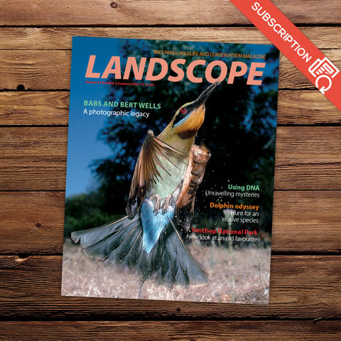 LANDSCOPE Subscription