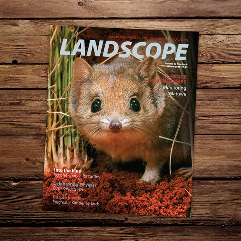 LANDSCOPE Vol 33/No 4 Winter 2018