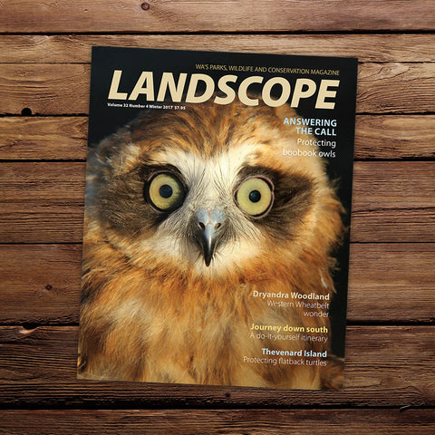 LANDSCOPE Vol 32/No 4 Winter 2017