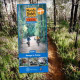 Munda Biddi Trail Map 3 - Nanga to Collie