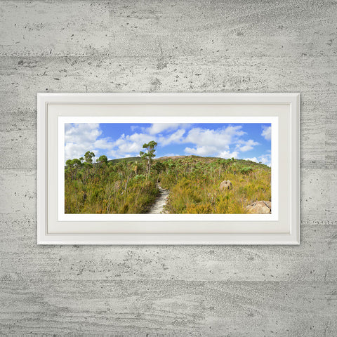 Mount Lindesay National Park print
