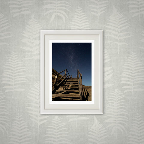 Greens Pool (stairway to the stairs) print