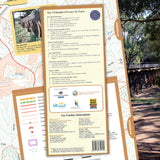 Sidings Rail Trail Map