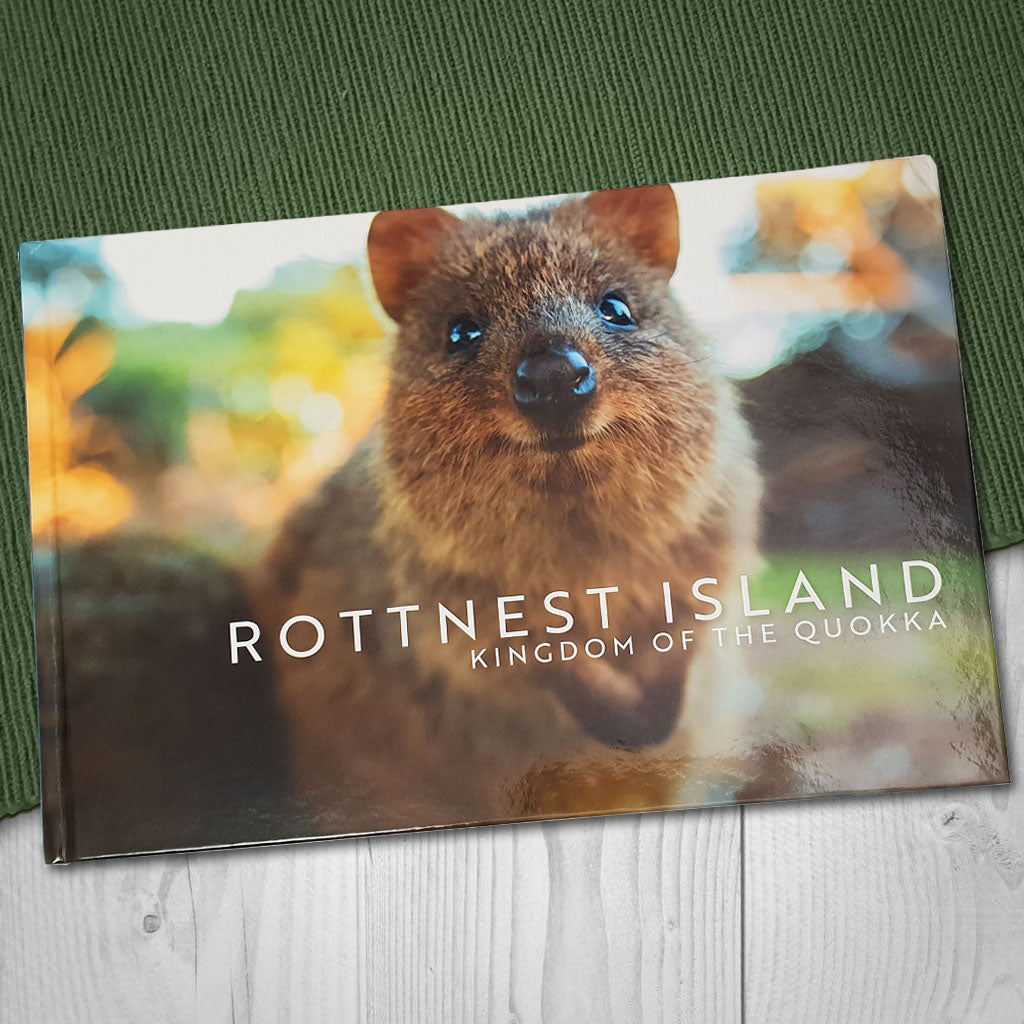Rottnest Island Australia: Rottnest Island Kingdom Of The Quokka