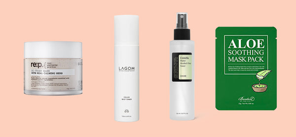 5 Best Korean Skin Care Products To Calm Redness This Winter