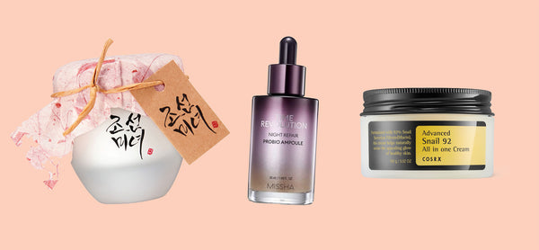 5 Best Anti-Ageing Ingredients in K-Beauty