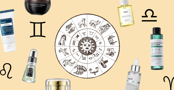 The Perfect K-Beauty Product for Your Zodiac Sign