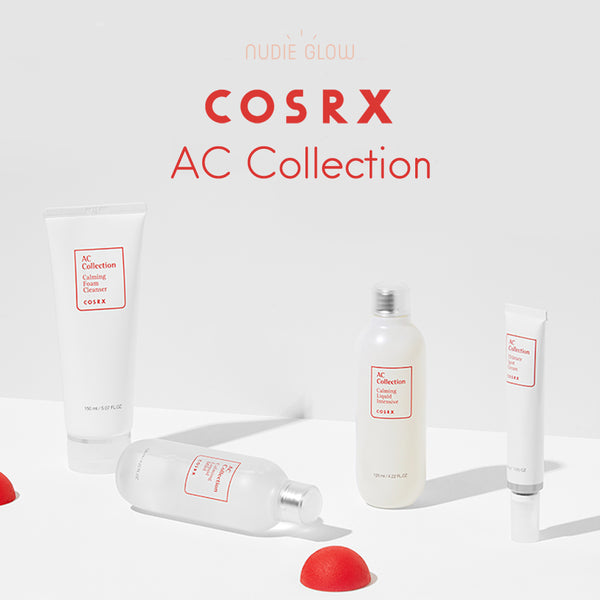 COSRX's New Acne-Fighting Skin Care Line - The AC Collection