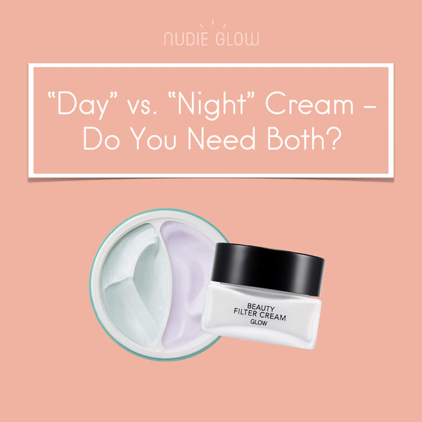 "The Difference Between a ""Day"" and ""Night"" Moisturiser"