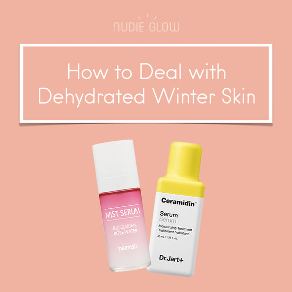 Signs of Dehydrated Skin and How to Deal With It