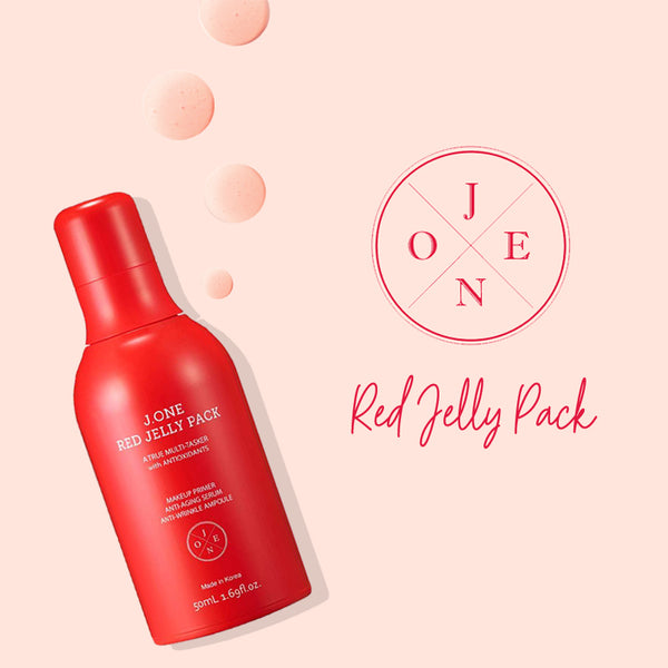 The J.One Red Jelly Pack Finally Lands in Australia at Nudie Glow!