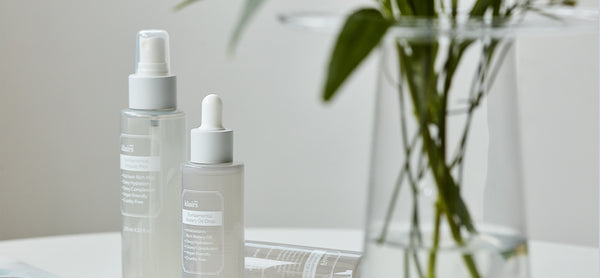 Klairs Launches the 'Fundamental Line', a New Minimalist Range for All Skin Types!