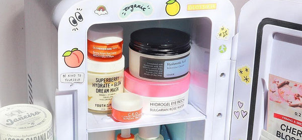 Mini Beauty Skin Care Fridge Australia