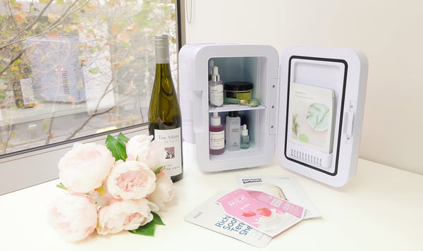 Are Mini Beauty Fridges Worth It? Should You Refrigerate Skin Care Products?