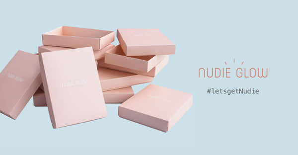Best of Korean Beauty inside the first Nudie Box