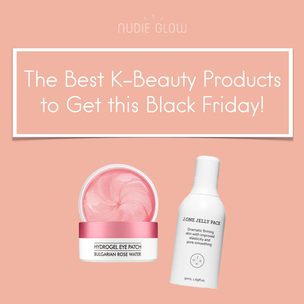 The Best K-Beauty Products to Get Your Hands on This Black Friday