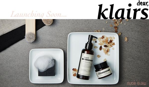 Nudie Glow Launches Dear Klairs in Australia