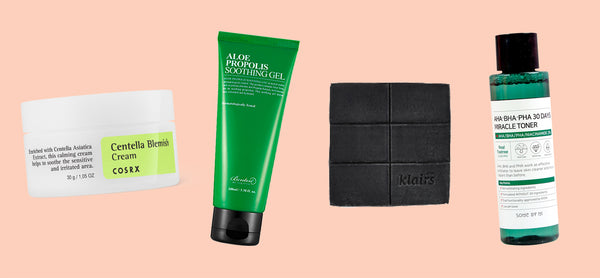 10 Best Korean Skin Care Products for Acne That Actually Works