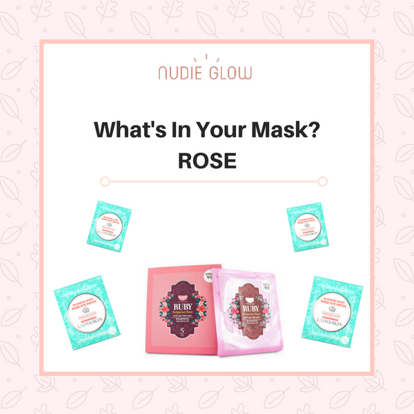What's in your mask: Rose